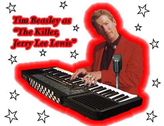 Jerry Lee Lewis Impersonator