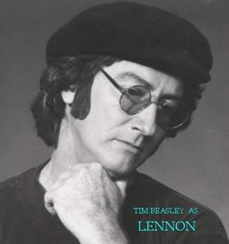 Tim Beasley As Lennon