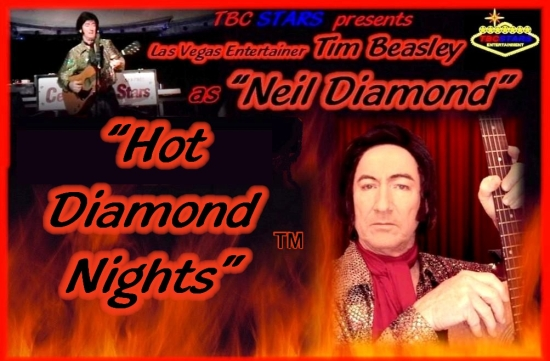Neil Diamond Impersonator