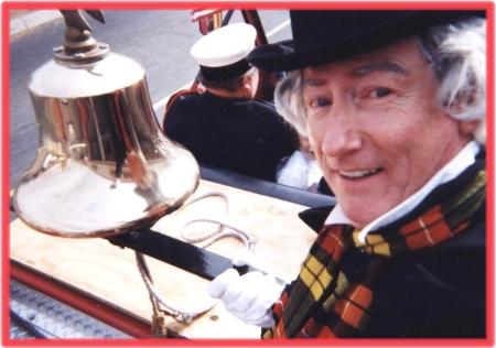 Scrooge Parade