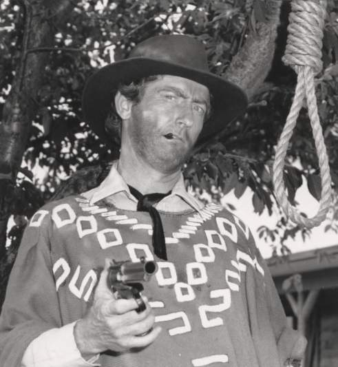 Clint Eastwood Impersonator